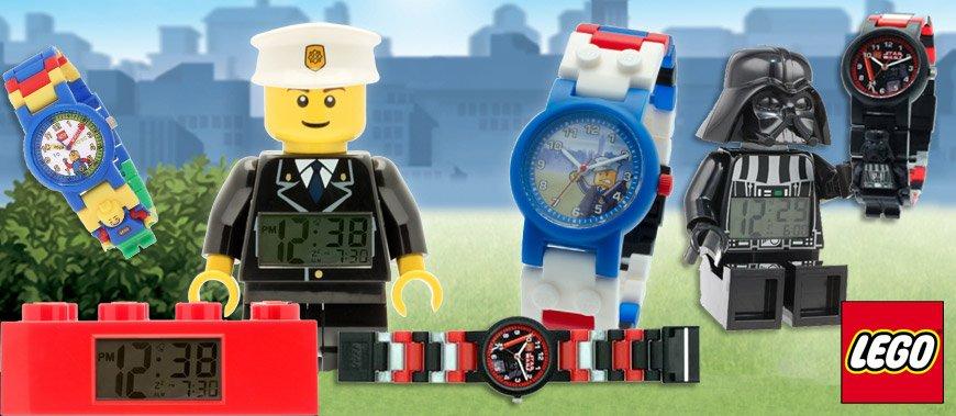 Zegarki LEGO